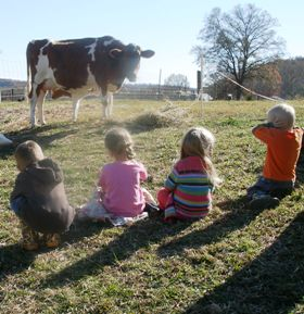 Four Ways to Tell if Your Children are Farm Kids